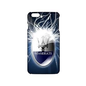 maserati logo hd 3D Phone Case for iphone 6 plus