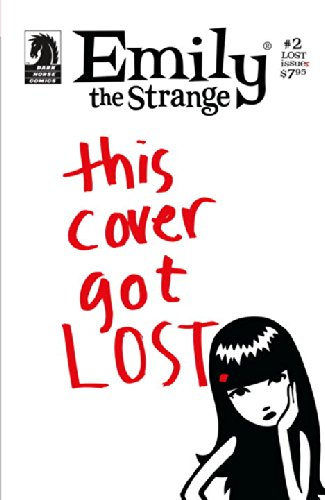 Emily The Strange #2: The Lost Issue (v. 2)
