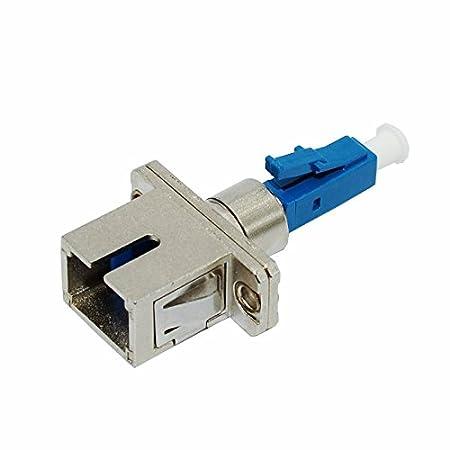 Jeirdus Duplex LC Simplex fibra ottica accoppiatore LC OM3 Loopback