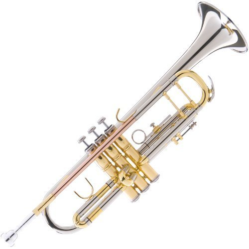 mendini-mtt-30cn-nickel-plated-intermediate-double-braced-bb-trumpet