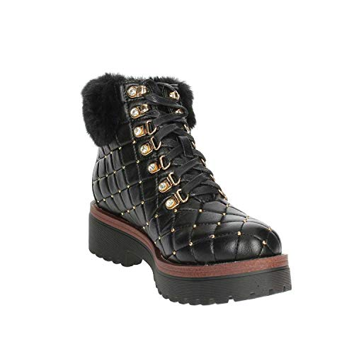 Pregunta Noir Femme Boots Sindy 01 q8YqU4S