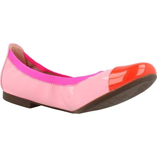 Pretty Ballerinas Zapatos Bailarina Para Mujer, Color Rosa, Marca, Modelo Zapatos Bailarina Para Mujer Balla Rosa Rosa