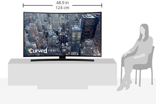 Samsung UN55JU6700F 54.6