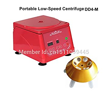 Small size portable low-speed PRP specail centrifuge, platelet rich