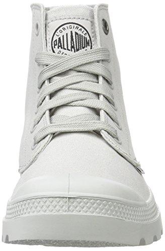 Lunar Palladium Rock Chrome Mono Sneaker Erwachsene Grau Unisex YApYaz