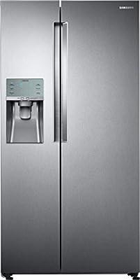 Häufig Samsung RS5FK6608SL/EG Kühlschrank / Side-by-Side / A++ / 182.5 cm GQ09