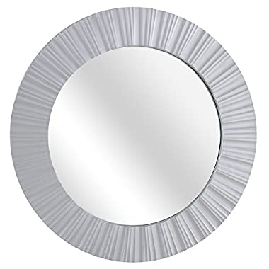 Wee's Beyond 2852-SLV Decorative Wall Mirror 20
