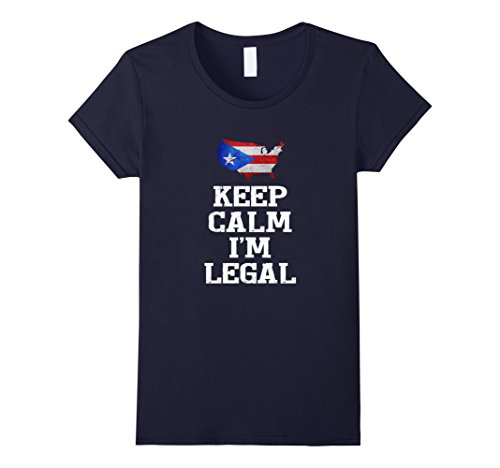 Keep Calm Im Legal t shirt product image