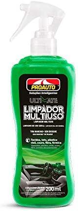 Limpador Multiuso Proauto 200 ml