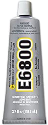 UV6800 260011 Industrial Adhesive, 3.7 fl oz Clear