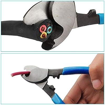 Alicates de bot/ón a presi/ón de cobre para coser y hacer manualidades 15 mm n/íquel