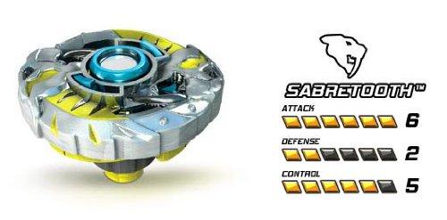 - Battle Strikers Metal XS Sabretooth Striker