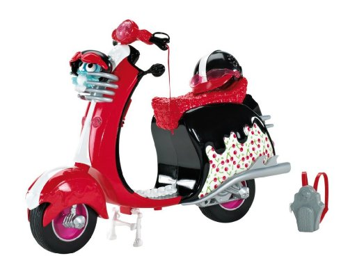 Monster Ghoulia Scooter Vehicle turning product image