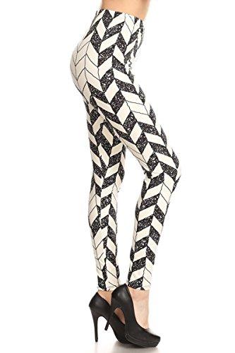 血まみれホップ包囲Leggings Depot PANTS レディース US サイズ: Plus Size カラー: マルチカラー