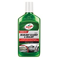 Turtle Wax T-43 (2-in-1) Headlight Cleaner and Sealant - 9 oz.