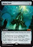 Magic: The Gathering - Mana Vault - Foil - Ultimate Masters Box Toppers - Mythic Rare