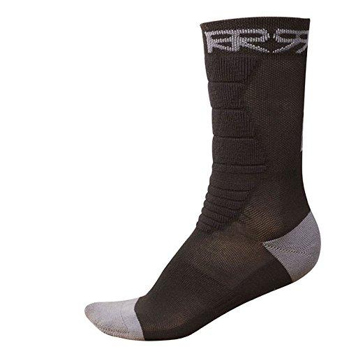 Royal Racing Trail Socks, Black/Grey,