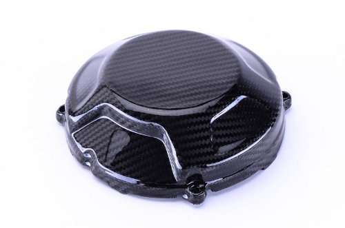 Bestem CBDU-STFT-EGC-AT Carbon Fiber Clutch Cover for Ducati Streetfighter