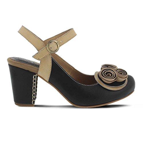 Step Black Womens Spring Spring Adorn Step 0TW0pxE