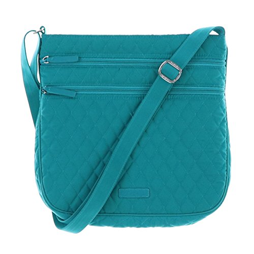Hipster Body Vera Cross Bradley Blue Zip Bag Peacock Triple BqBw6tSPnp