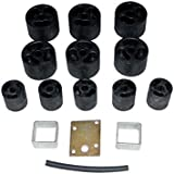 Performance Accessories PA912 Jeep CJ-5//CJ-7 Scrambler 4WD Only 2 Body Lift Kit Made in America fits 1972 to 1986