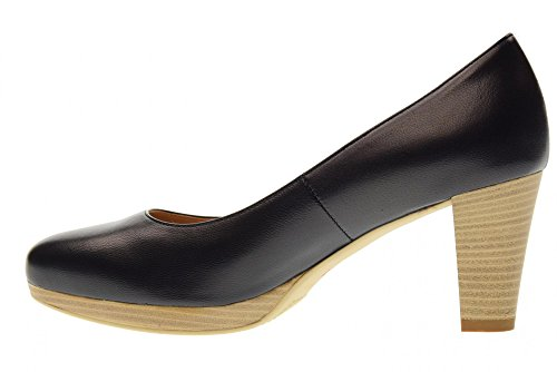 Dcollet Azul Zapatos P805010d 204 Giardini De Nero Tacón Medio wA8xXRnqF