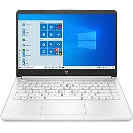HP 14 Series 14″ Laptop AMD Athlon 3020e 4GB RAM 64GB eMMc Snowflake White – AMD Athlon 3020e Dual-core – AMD Radeon Graphics – HP TrueVision 720p HD Camera – Windows 10 Home in S Mode – 10 hr ba