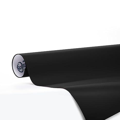 Amazon com: 3M Scotchprint Series 1080 Matte Black Vinyl Car Wrap