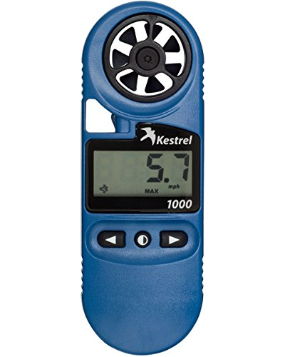 - Kestrel 1000 Pocket Wind Meter / Digital Anemometer