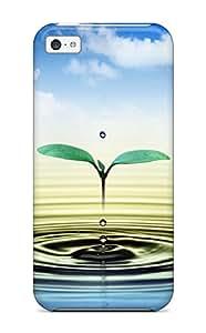 New Close Up Tpu Case Cover, Anti-scratch ZippyDoritEduard Phone Case For Iphone 5c