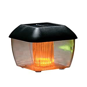"Amazon.com : Solar Mosquito Repellent Light, 4-1/2"" Square"