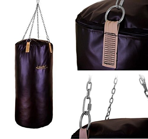 mc-piercing W100//35/ Marbo Sports Sand Punch Bag with Chains