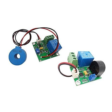 Amazon.com: Baoblaze - Lote de 2 sensores de corriente ...