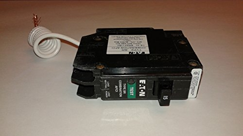 Eaton Cutler-Hammer BRAF115C, BR type combination AFCI circuit breaker