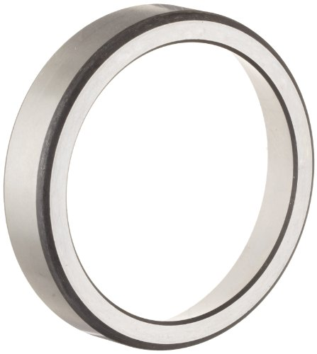 (Timken LM67010 Tapered Roller Bearing Outer Race Cup, Steel, Inch, 2.328