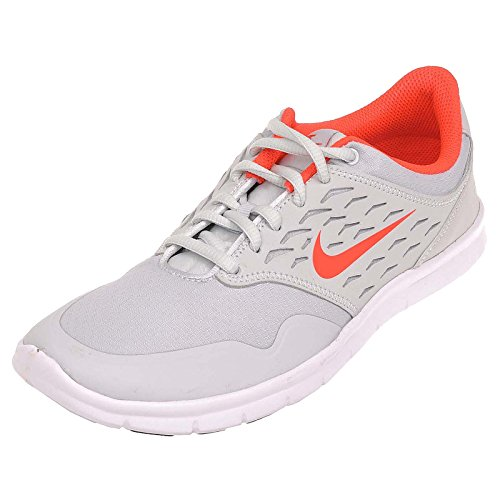 Nike WMNS Orive NM Prem Womens Running Shoes, Pure Platinum / Bright  Crimson, 10