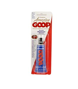 Amazing goop household adhesive sealant 1 ounce amazon for Household cement