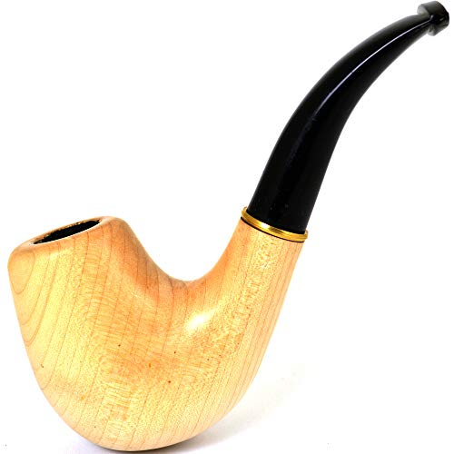 6.1'' Carved Wooden Smoking Pipe. Best Smoking Pipes. Worldwide Shipping.