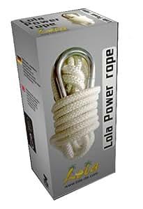 Lola Power - Cuerda con mosquetón para sujeción de hamacas