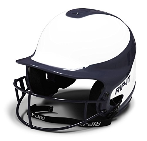 RIP-IT VISION PRO FEATURING BLACKOUT TECHNOLOGY-YOUTH BATTING HELMET (Youth Pro Batting Helmet)