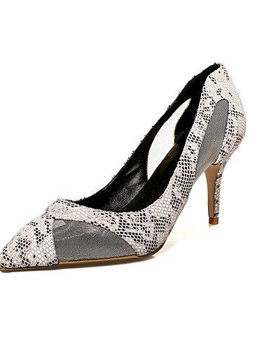 Soirée Blanc Cn35 Uk3 Bureau Travail Chaussures White Femme mariage us5 Bordeaux Aiguille Décontracté Eu36 noir amp; 5 talon Evénement 5 talons Ggx Habillé qf8PB