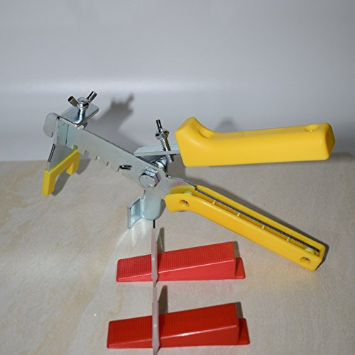 GohEun Tool Gun for Tile Leveling System Floor Pliers Tiling Installation
