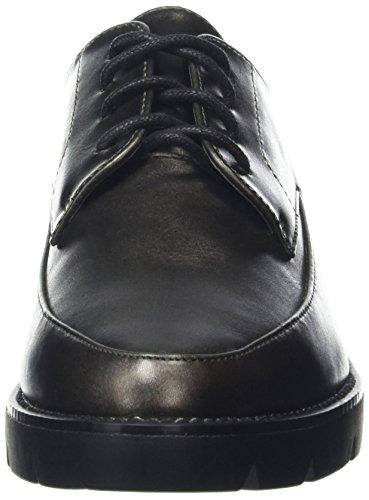 Roxford de Mujer para Plomo Cordones Dog Rocket Oxford Zapatos awn4R5tnqT