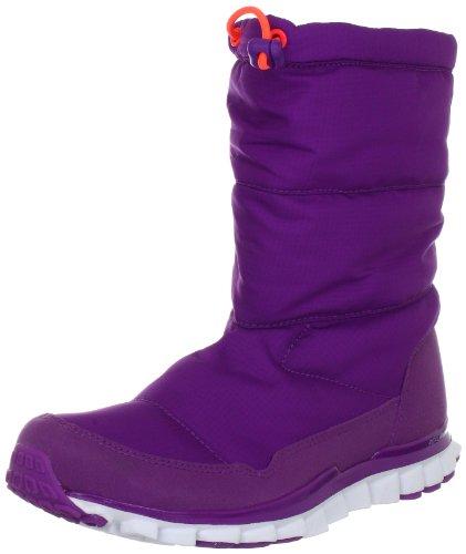 Reebok REALFLEX BOOT - Calzado de deporte de material sintético mujer Violeta - Violett (NA)