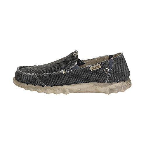 Farty Nero Shoes Mulo Naturale Calzare Nero Uomo Il Dude RwtqSFw