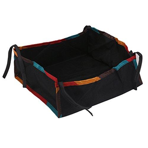 (Prettyia Universal Baby Stroller Pushchair Pram Buggy Underseat Basket Storage Bag )