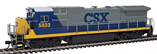 GE Dash 8-40B - Standard DC -- CSX #5933