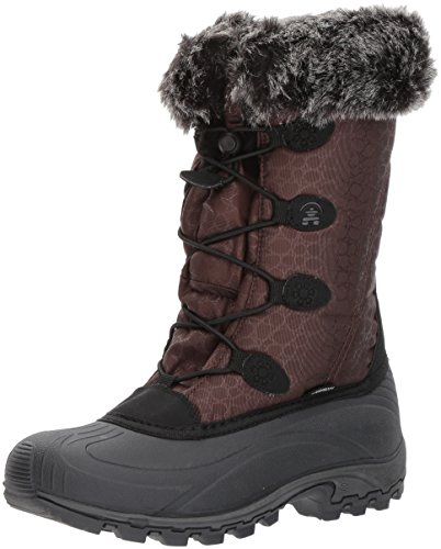 Women's Snow Kamik Boot Momentum Chocolate Uw0qvdAT