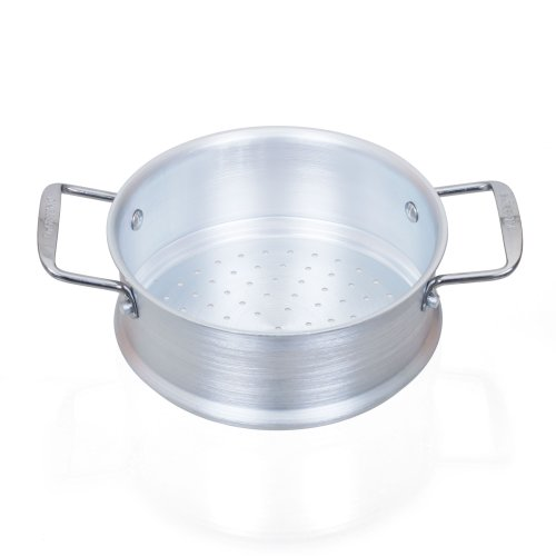 Orgreenic 80-ORG94 Aluminum Steamer Insert for Orgreenic 6-Quart Stockpot