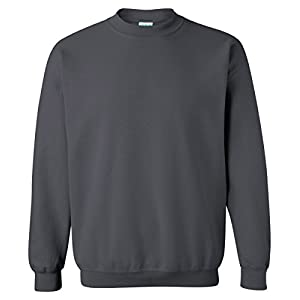 Gildan 18000 - Classic Fit Adult Crewneck Sweatshirt Heavy Blend - First Quality - Sport Grey - X-Large
